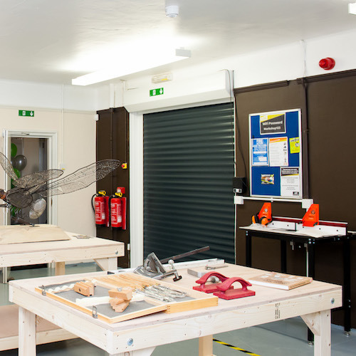 workbench hire Bordon Hampshire 1
