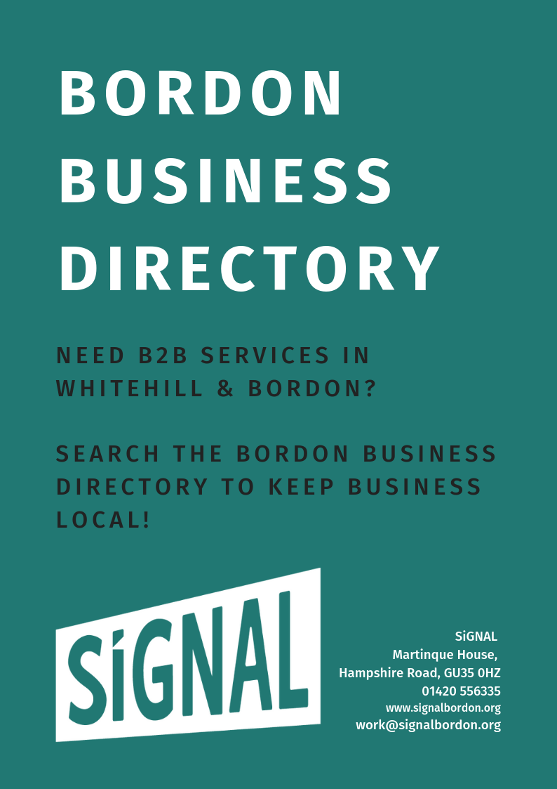 SiGNAL Bordon Business Directory