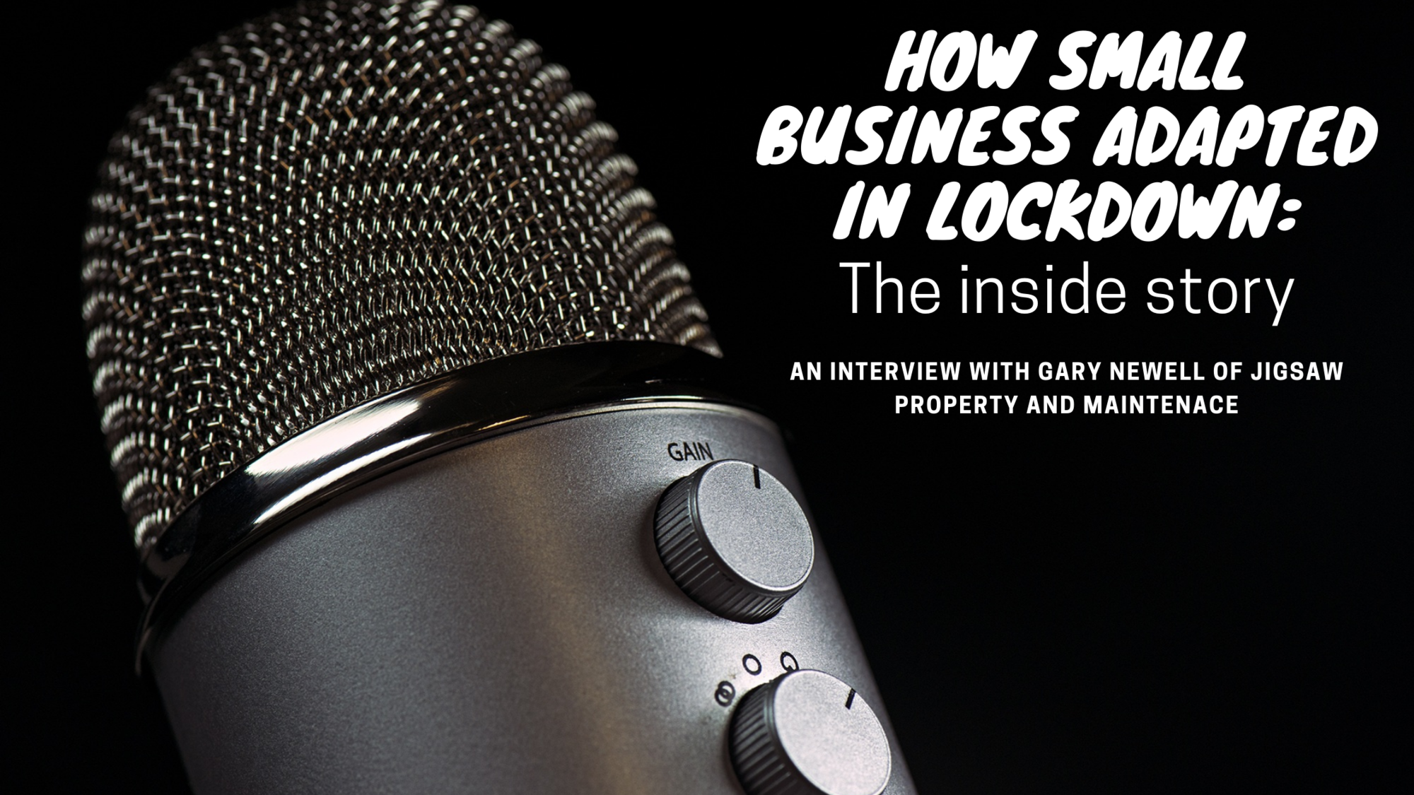 How Small Business Adapted in Lockdown: The inside story