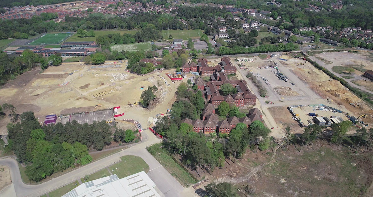 Exciting developments in the regeneration of Whitehill & Bordon