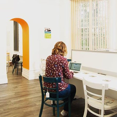 Coworking space in Bordon